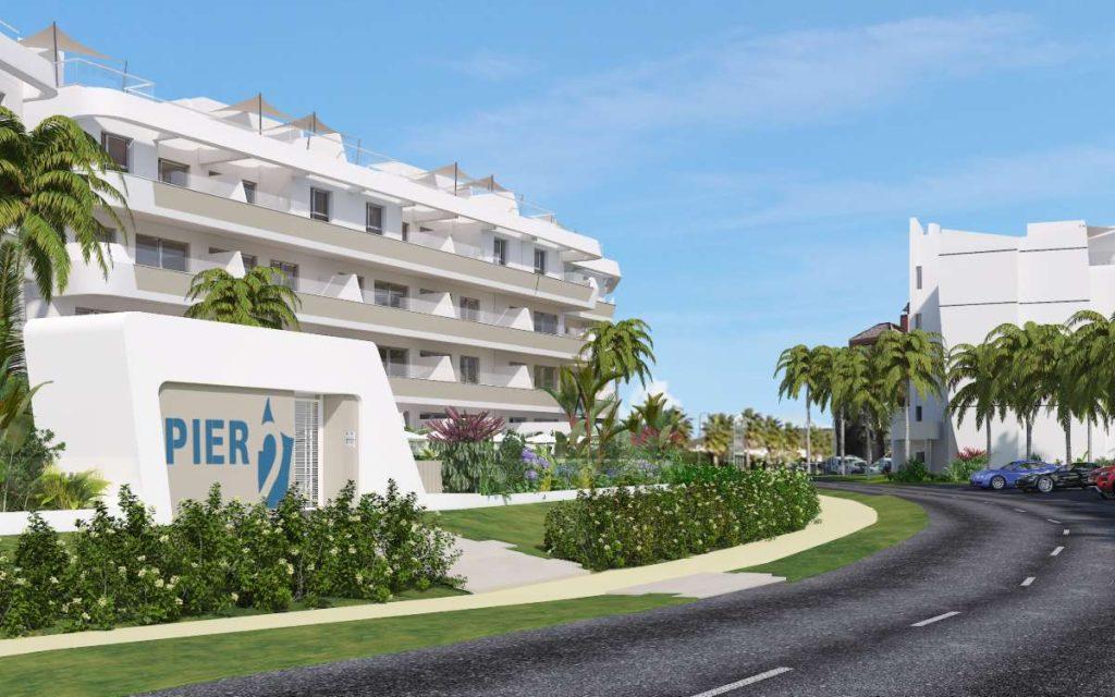 A10_Pier_apartments_Sotogrande_facade