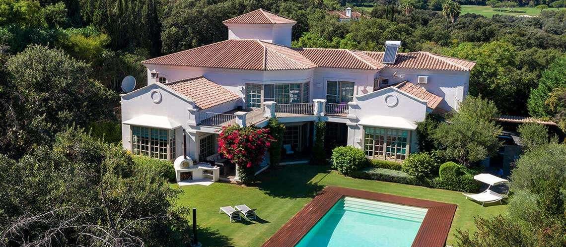 Villas en venta en Sotogrande: encuentre su nuevo hogar